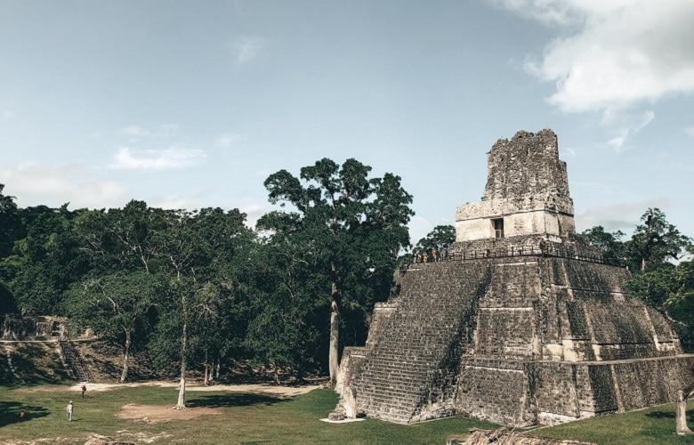 Hoogtepunt Guatemala bezoek tikal