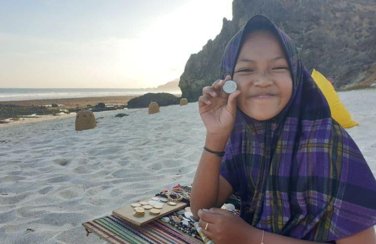 Stranden Kuta