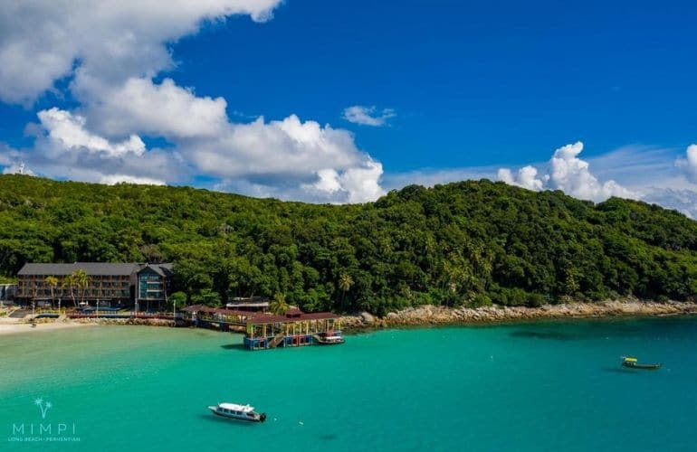 accommodaties long beach perhentian kecil