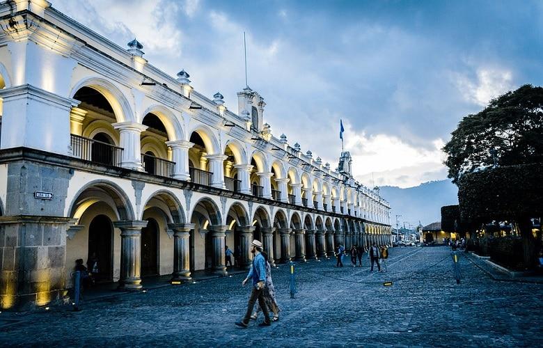 Wat zien in Antigua Guatemala