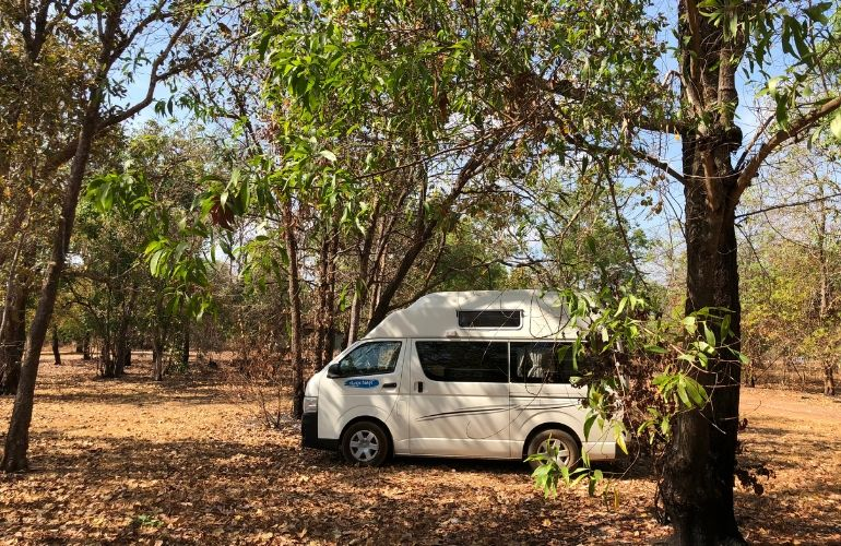vijf ideale landen voor een camper reis
