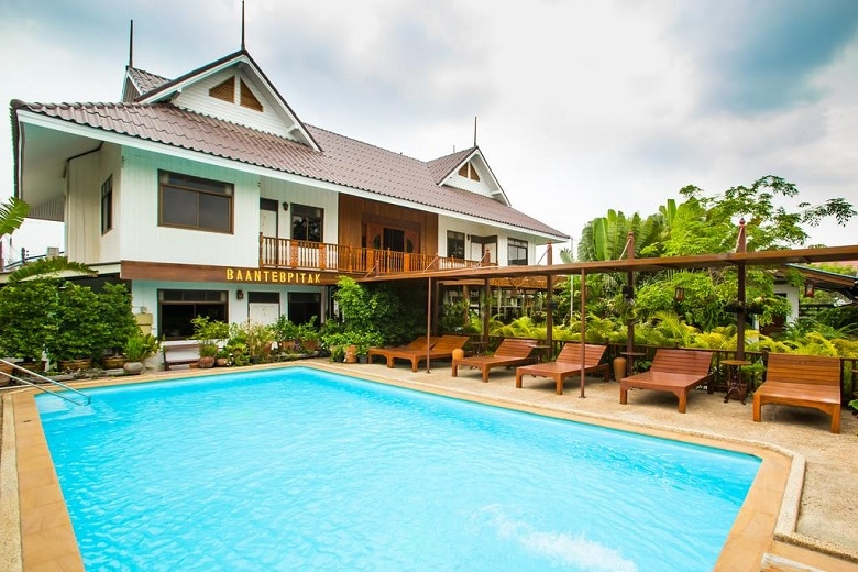 overnachten in ayutthaya
