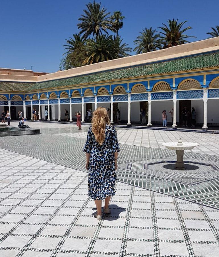 wat bezoeken in marrakech paleis sultan tips