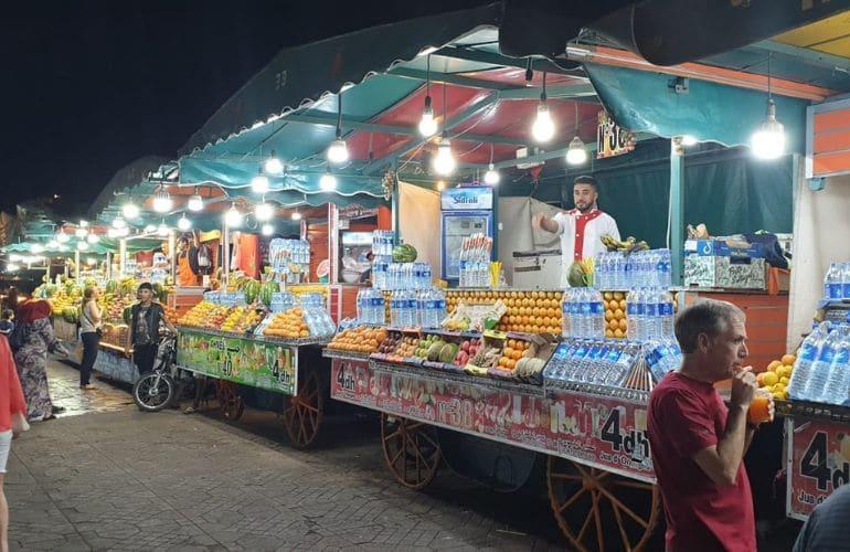 djemaa el fna plein tips voor marrakech