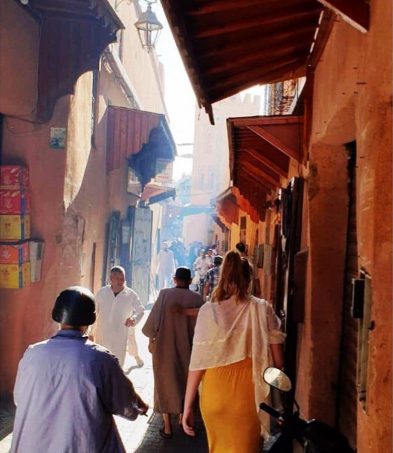 tips voor citytrip naar marrakech wat te doen