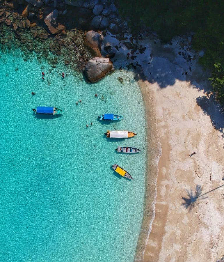 stranden maleisie tips
