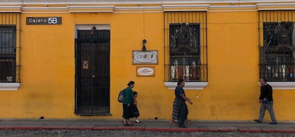 Tips overnachten Antigua Guatemala