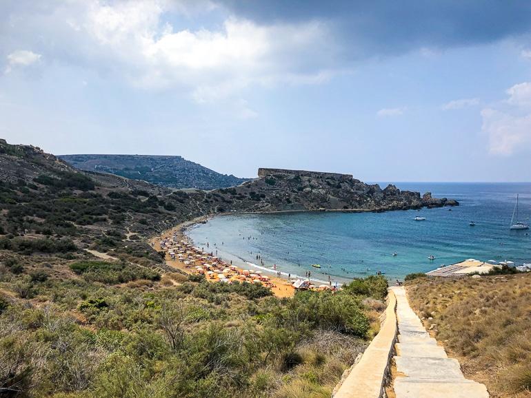 Malta mooie stranden