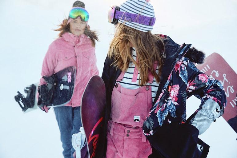 meenemen op wintersport