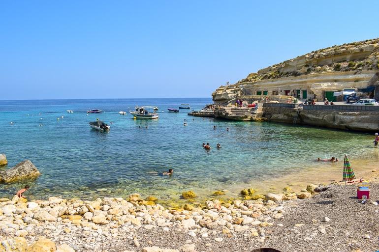 Mooiste stranden Gozo