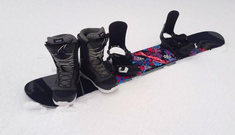 Snowboard huren