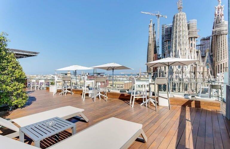 mooi hotel barcelona