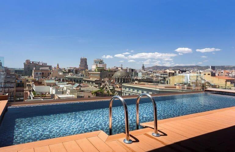 mooi hotel in barcelona tip