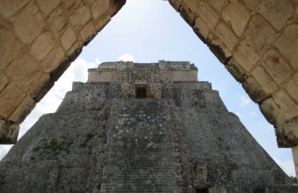 Uxmal route