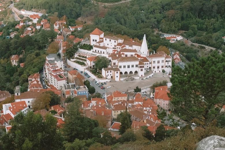 Castelo dos Mouros bezoeken
