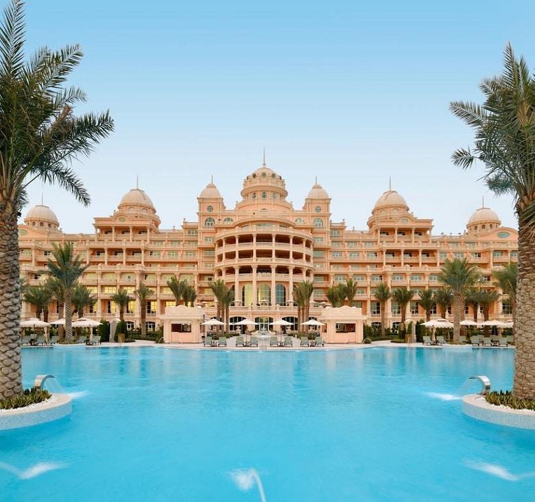 Dubai luxe hotels
