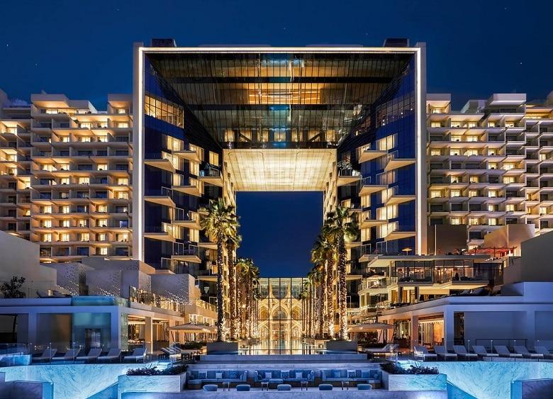 Bijzondere hotels Dubai