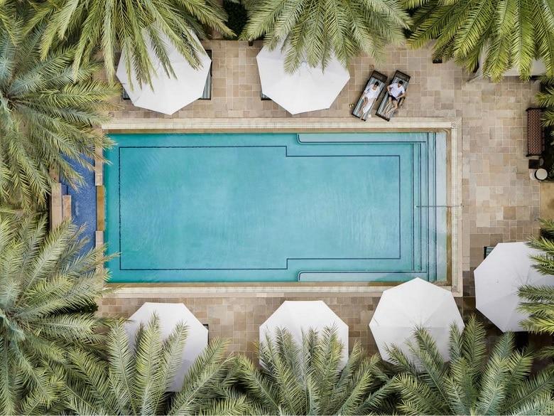 Luxe hotel Dubai