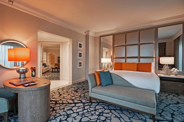 Hotel kamers Dubai