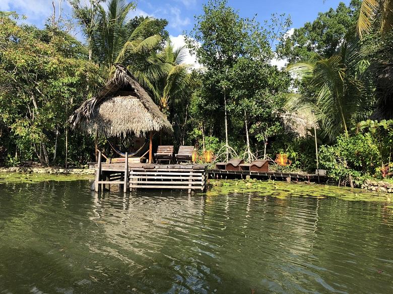 Beste accommodatie Rio Dulce Guatemala