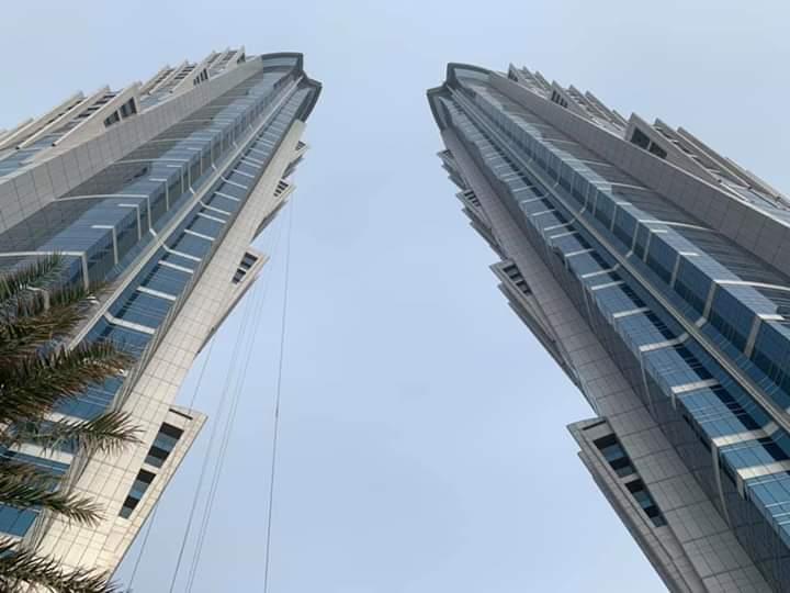 Hoogste ter wereld van de wereld in Dubai