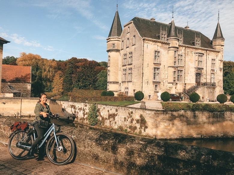 Fietsen omgeving Maastricht kastelen