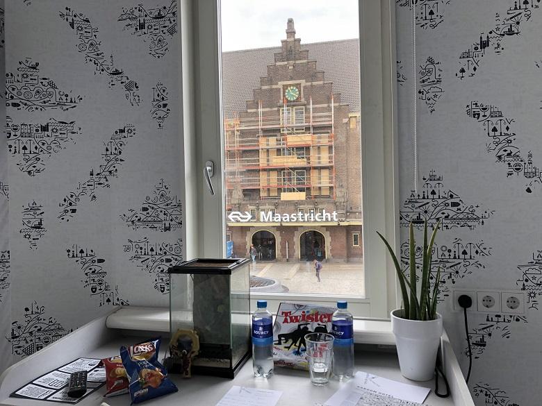 Hotel tip Maastricht bij station