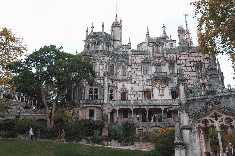 Quinta da Regaleira Sintra bezoeken