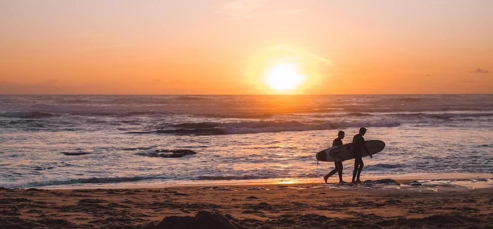 Surfen Ericeira portugal