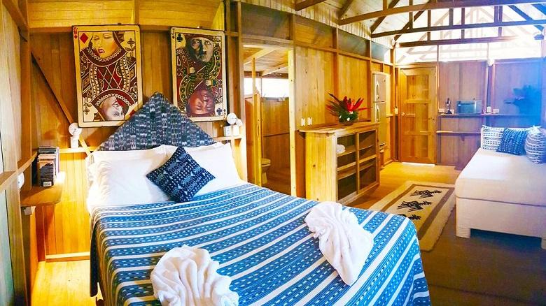 Hoteltip vlakbij Rio Dulce
