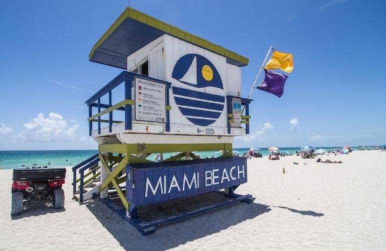 Miami beach tips