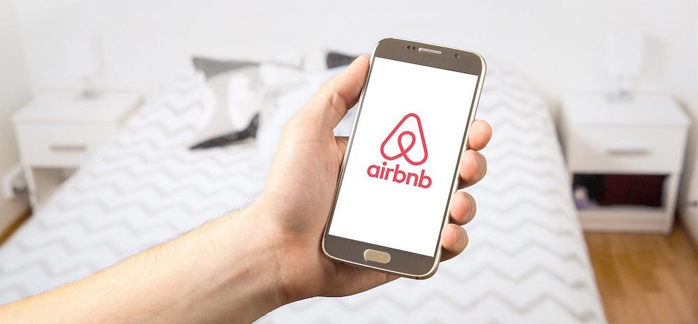 airbnb korting