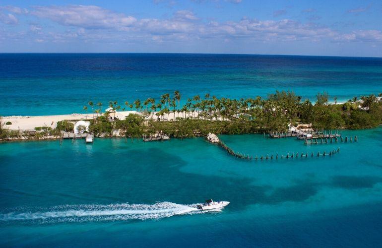 dagtrip bahamas vanaf miami