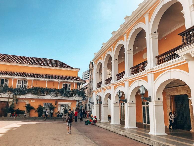 Cartagena colombia reis