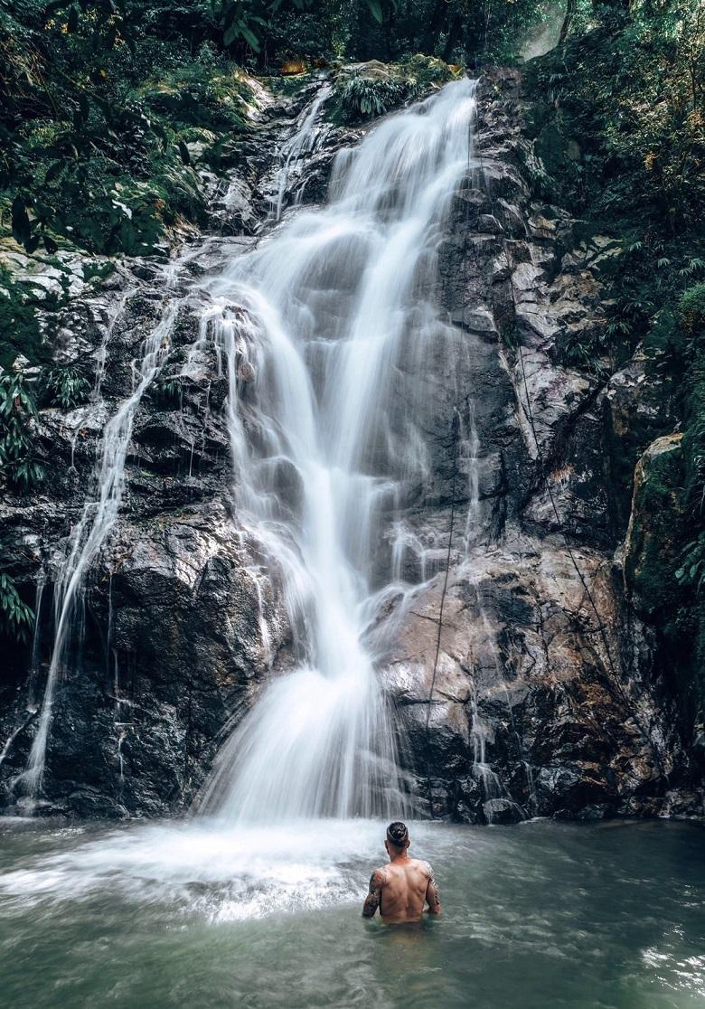 minca waterval