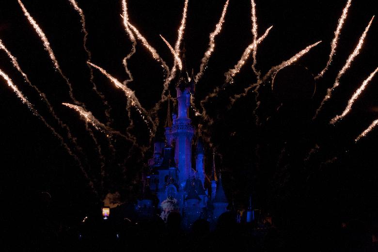 Parijs Disneyland Oud en Nieuw