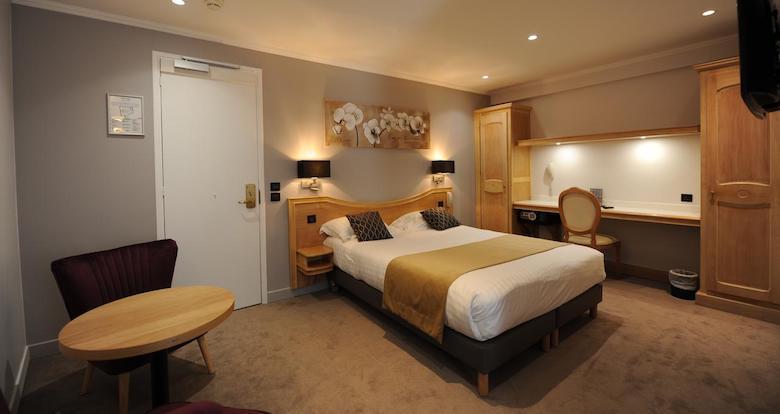 Parijs waar te overnachten hotel