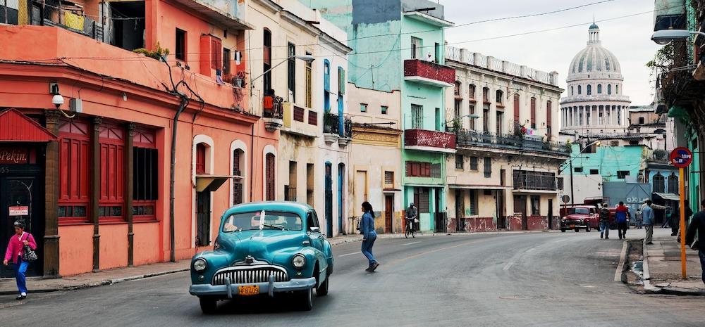 Cuba zelf auto rijden