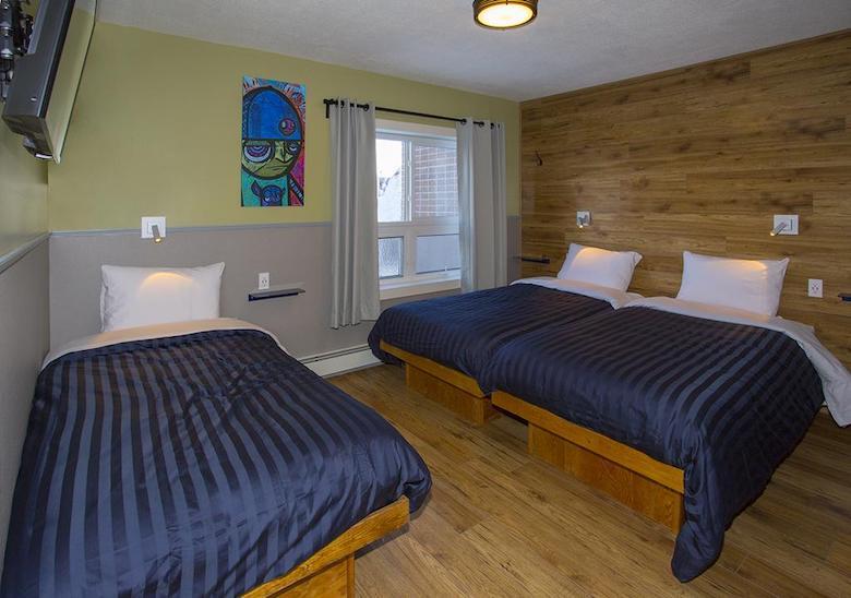 Hostel Jasper national park