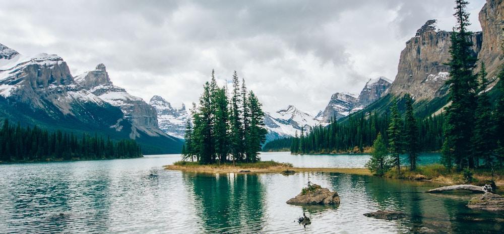 Jasper campgrounds canada