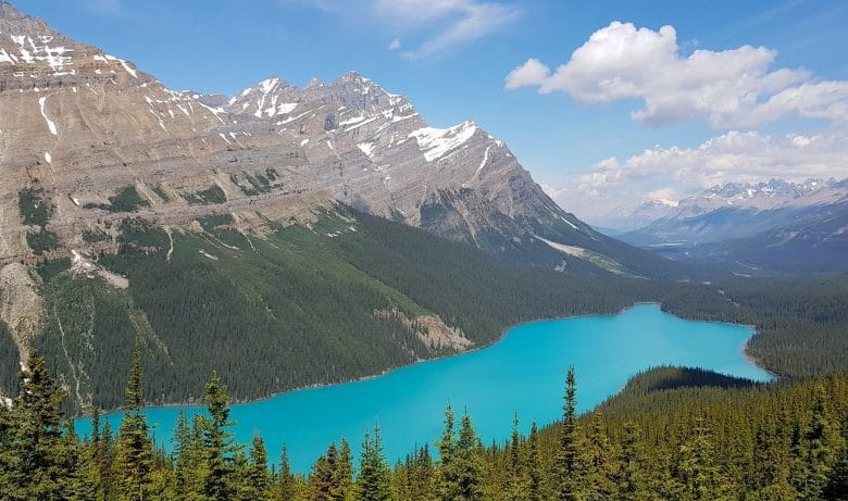 Peyto Lake (viewpoint)