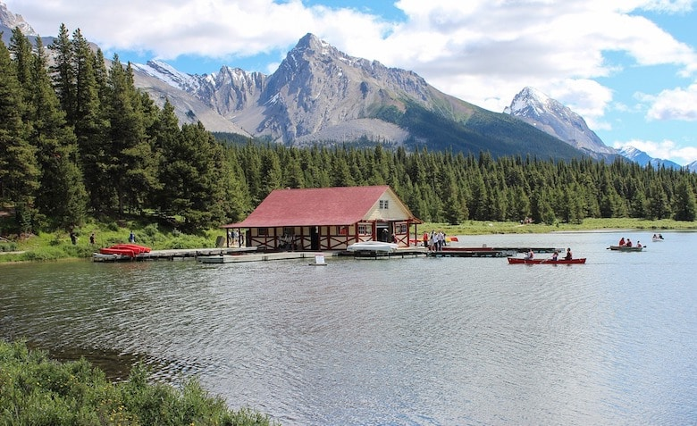 Campgrounds Jasper national park: tips & info over campings
