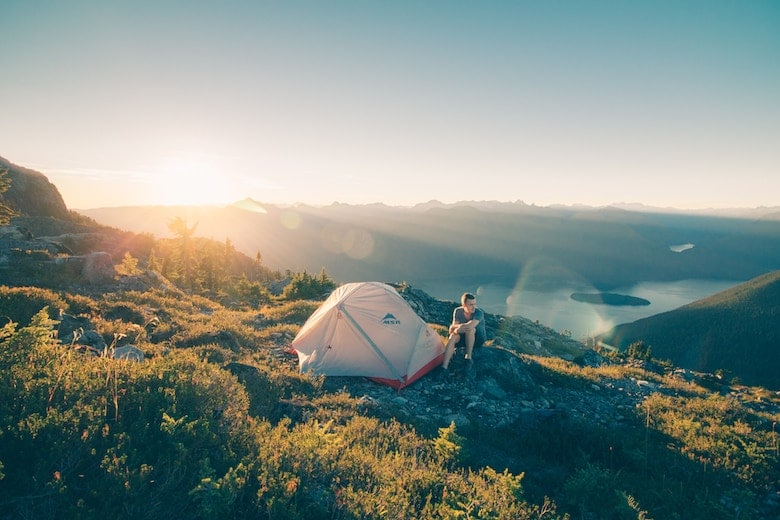 wat is backcountry camping canada