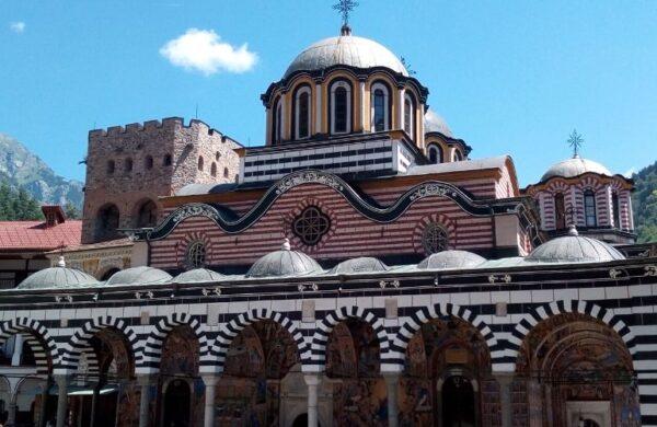 Rila, bekendste klooster van Bulgarije