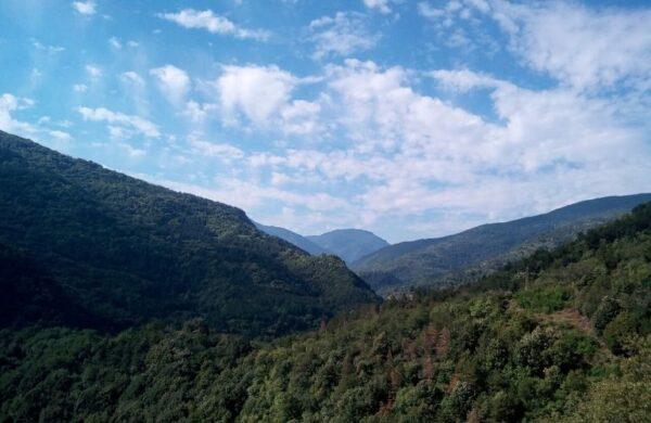 Rhodope-gebergte bulgarije route