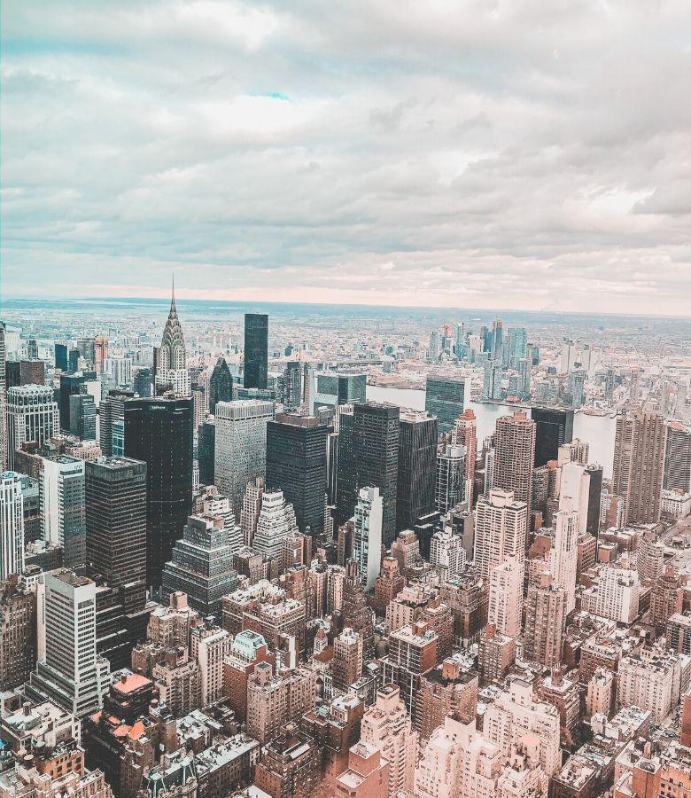 hoogtepunt van stedentrip naar new york