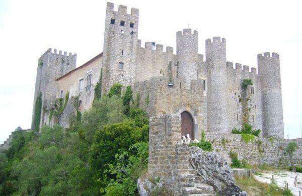 obidos kasteel