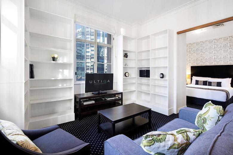 Appartement-accommodatie-Brisbane-Australië