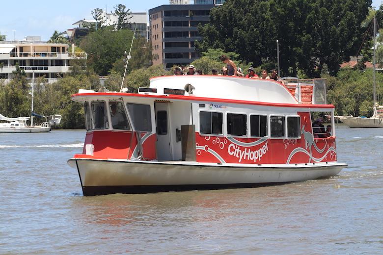 Vervoer-veerboot-Brisbane