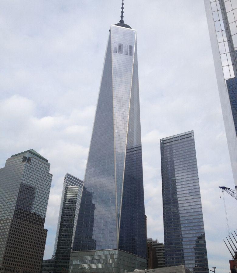 freedom tower bezoeken